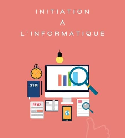 Initiation à l'informatique plan de formation